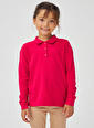 Penti Rebel Red Kız Çocuk Organic Tişört Kırmızı